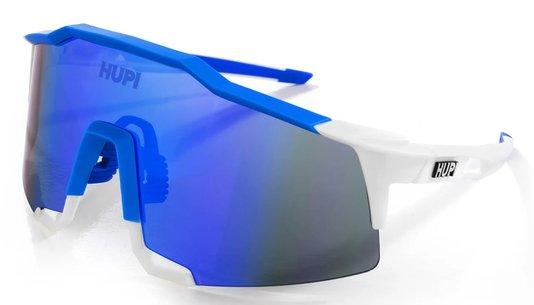 Óculos de Ciclismo HUPI Stelvio - Lente Azul Espelhado