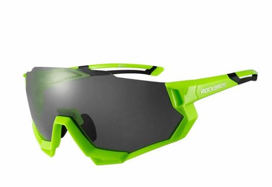 Óculos de Ciclismo RockBros RB-SP176 - Verde