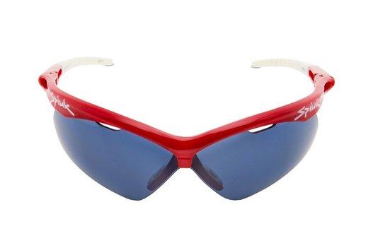 Óculos de Ciclismo Spiuk Ventix 3 Lentes - Vermelho
