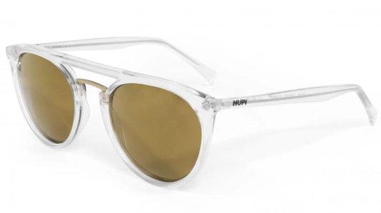 Óculos de Sol HUPI Ibiza Cristal - Lente Dourada