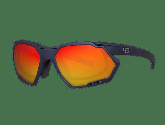 Oculos Hb Rush Matte Navy Multi Red