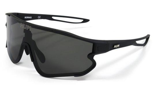 Óculos Hupi Bornio Preto - Lente Preta