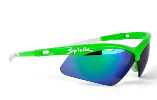 Óculos para Ciclismo Spiuk Ventix 3 Lentes - Verde
