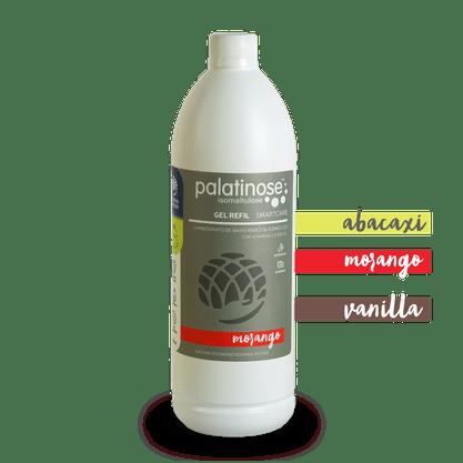 Palatinose Refil De Morango 900Ml