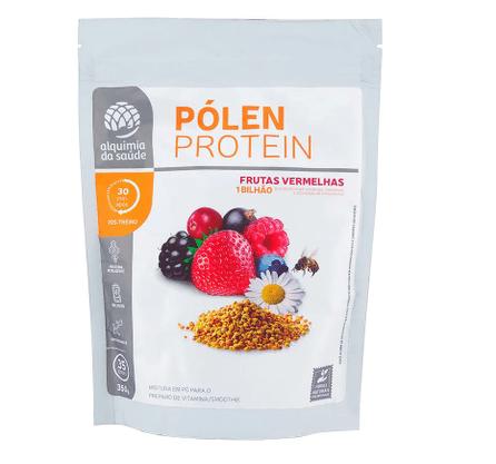 Pólen Protein - Smothie De Frutas Vermelhas 350G