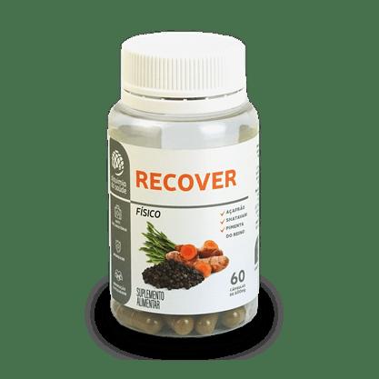 Recover Físico 60 Cápsulas
