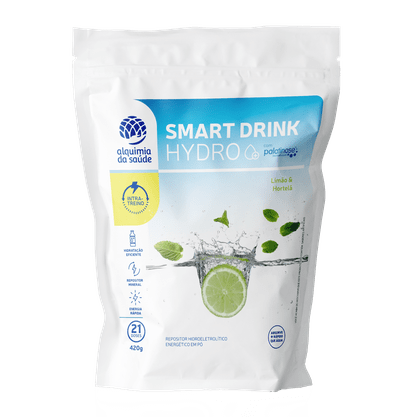 Smart Drink Hydro - Limão E Hortelã 420G