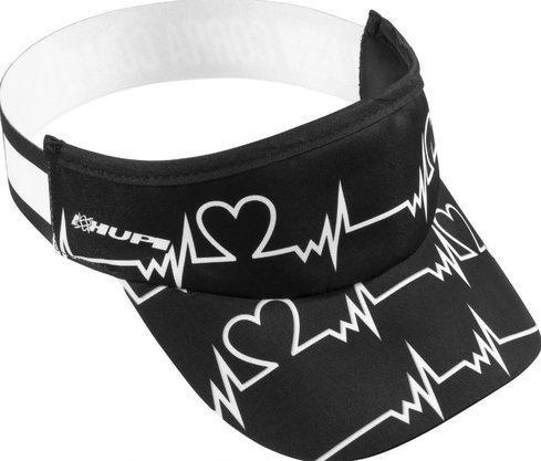 Viseira Para Corrida Hupi Heart Beat