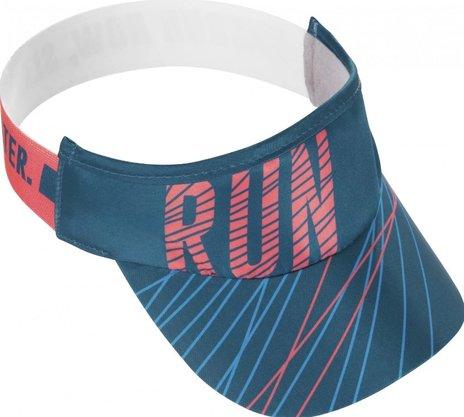 Viseira Para Corrida Hupi Run Lines