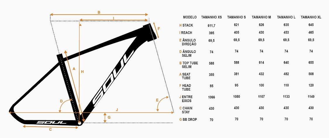 Bicicleta Sl529 Soul Shimano Deore 12V 2021