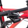 Bicicleta Alumínio Aro 29 Tsw Ride 21V Vermelho/Cinza Nac M/17