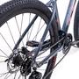 Bicicleta Alumínio Tsw Ride Plus 21V 17