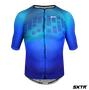 Camisa Ciclismo Summer Sportxtreme Escala Azul