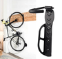 Gancho Para Bike Vertical Com Apoio De Roda