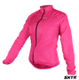 Jaqueta Corta Vento Sport Xtreme Rosa